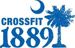 CrossFit 1889 Logo
