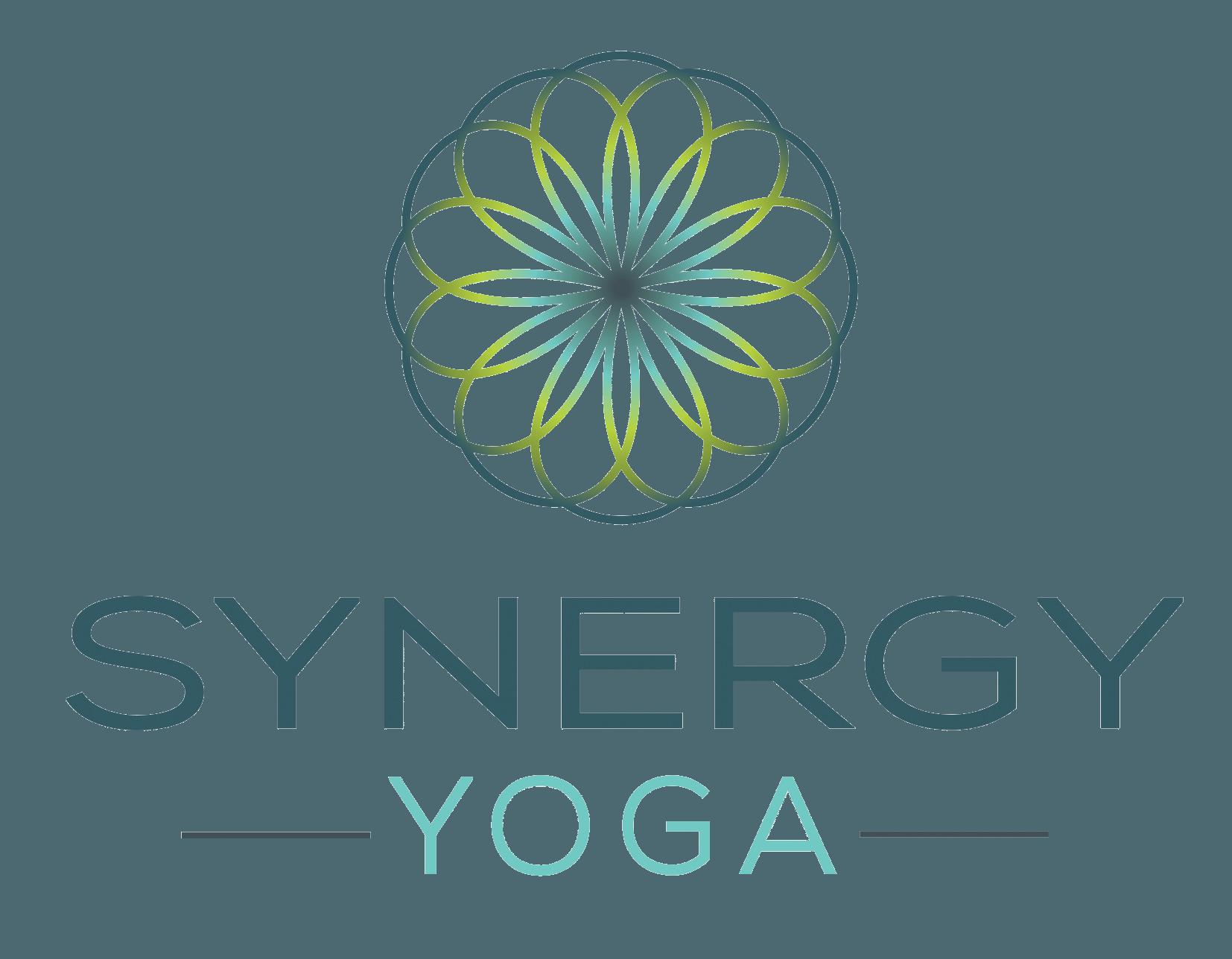 Synergy Yoga and Wellness Logo