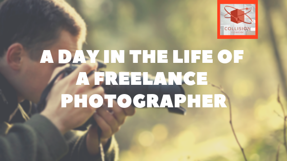 A Day in the Life of a Freelance Photographer | Collision Cowork